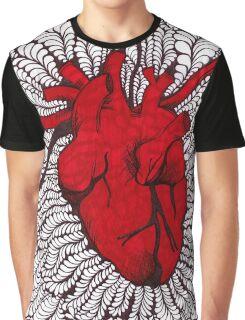 Heartbomb Graphic T-Shirt