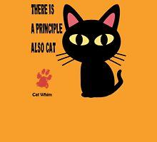 CAT PRINCIPLE Womens T-Shirt
