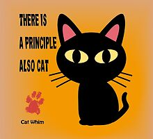 CAT PRINCIPLE by BATKEI