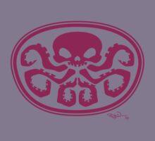 Hydra logo (girls and women) Kids Clothes