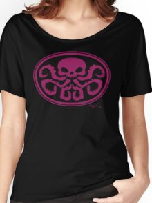 Hydra logo (girls and women) Women's Relaxed Fit T-Shirt