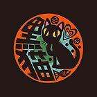 The Black Cat by BATKEI
