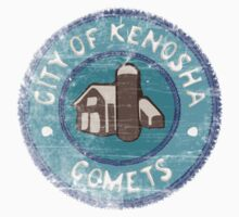 League of Their Own - Kenosha Comets by Lindsey Butler