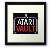 atari world Framed Print