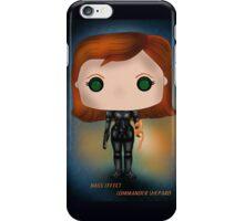 Mass Effect Sheppard iPhone Case/Skin