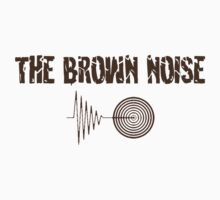 The Brown Noise Logo by thebrownnoise