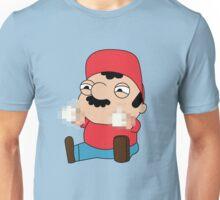 Super Mario is a jerk Unisex T-Shirt