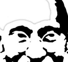 I'd fight Gandhi Sticker