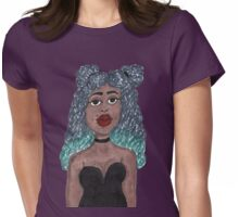 Zoey Womens Fitted T-Shirt