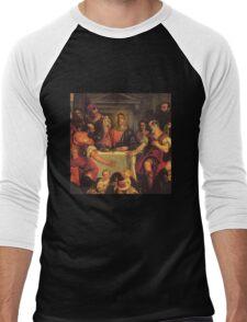 Gucci da Savior Men's Baseball ¾ T-Shirt