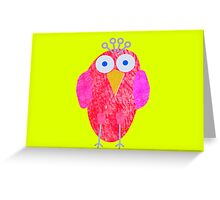 Owlette II Greeting Card