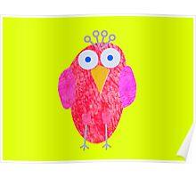 Owlette II Poster