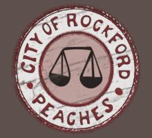 League of Their Own - Rockford Peaches Kids Clothes