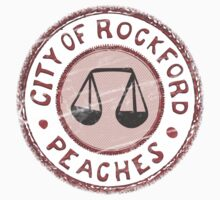 League of Their Own - Rockford Peaches T-Shirt
