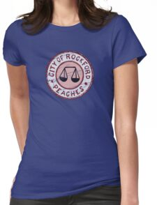 League of Their Own - Rockford Peaches Womens Fitted T-Shirt