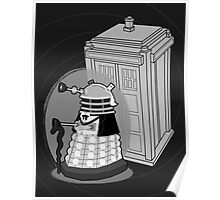 Daleks in Disguise - First Doctor Poster