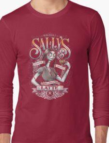 Sallys Pumpkin Spiced Latte Long Sleeve T-Shirt