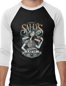 Sallys Pumpkin Spiced Latte Men's Baseball ¾ T-Shirt