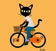 Summer cycling by BATKEI