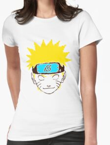Keinage - Les Couleur | Naruto Womens Fitted T-Shirt