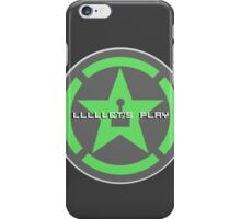 Achievement Hunter Let's Play iPhone Case/Skin