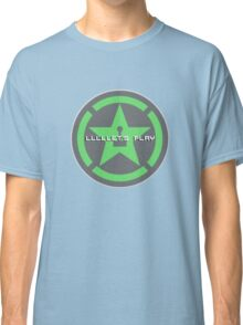 Achievement Hunter Let's Play Classic T-Shirt