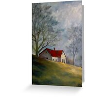 Old Folks' Home, Atlanta Road, Marietta, GA Greeting Card