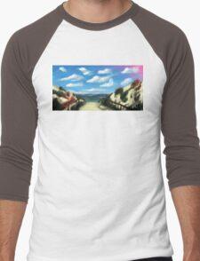 The Beach Men's Baseball ¾ T-Shirt