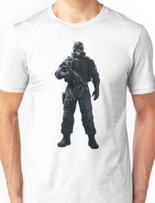 Mute Rainbow 6 full Unisex T-Shirt