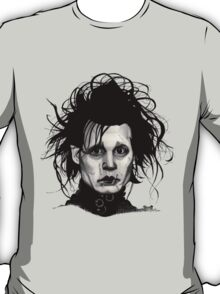 Tribute to Edward Scissorhands *RE-EDITED T-Shirt
