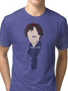 I believe in SH. Tri-blend T-Shirt