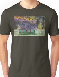 Bench For Day Dreaming Unisex T-Shirt