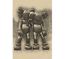 Kaws at Yorkshire Sculpture Park #2 Photographic Print