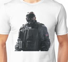 Sledge Rainbow 6 portrait Unisex T-Shirt