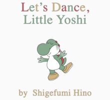 Let's Dance Little Yoshi by moysche