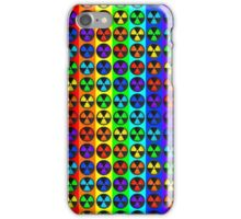 Radically Radioactive Hipster Symbol iPhone Case/Skin