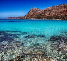 Balos Lagoon by kjdesigns