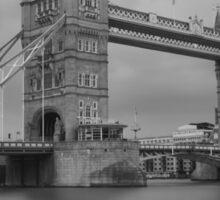 Tower Bridge,London Sticker