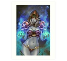 Give me your soul Art Print