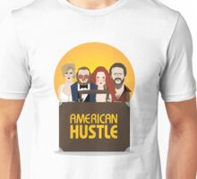 American Hustle Illustration Unisex T-Shirt