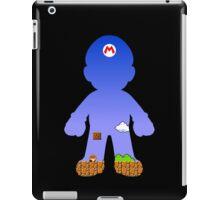 Mario Poster iPad Case/Skin