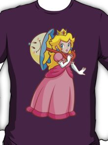 Princess Peach! - Perry T-Shirt