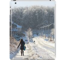 After the Ice Storm 2 iPad Case/Skin