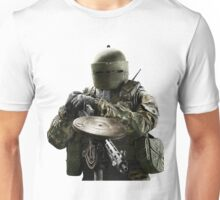 Tachanka Rainbow 6 portrait Unisex T-Shirt