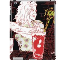 Serving Up Happiness - Tucson Portrait Story iPad Case/Skin