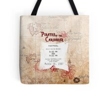 Pirates of the Caribbean- Fastpass Tote Bag
