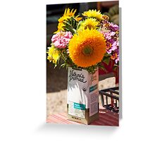 Nature's Promise Fullfilled Greeting Card