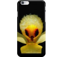Peek-A-Boo - Orchid Alien Discovery iPhone Case/Skin