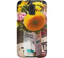 Nature's Promise Fullfilled Samsung Galaxy Case/Skin