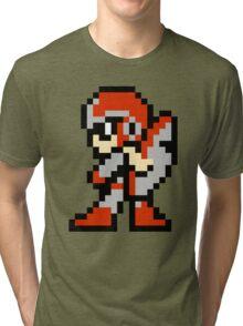 Protoman Tri-blend T-Shirt